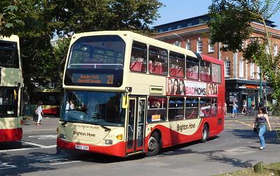 647 - YN05GZK  - Brighton (Old Steine)