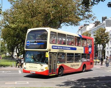 660 - YN55NFM - Brighton (Old Steine) - 16.6.12