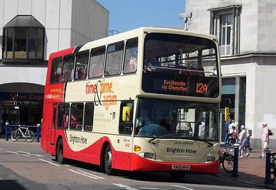 665 - YN55NFD - Eastbourne (Terminus Rd) - 4.6.10