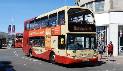655 - YN55NFF - Brighton (Churchill Square)