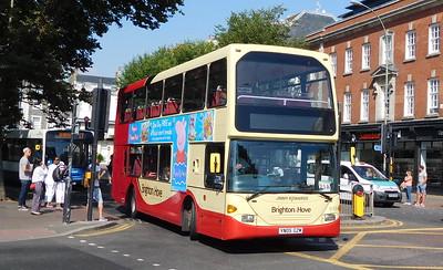 648 - YN05GZM  - Brighton (Old Steine)