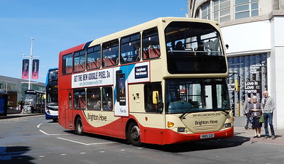 652 - YN05GZO - Brighton (Churchill Square)