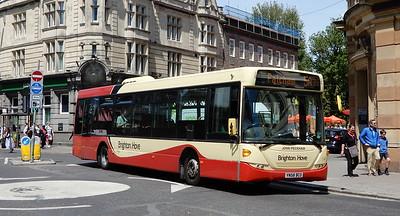 54 - YN58BCO - Brighton (Castle Square)