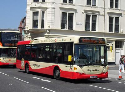 53 - YN58BCK - Brighton (North St) - 4.6.10