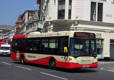 51 - YN58BCE - Brighton (North St) - 4.6.10