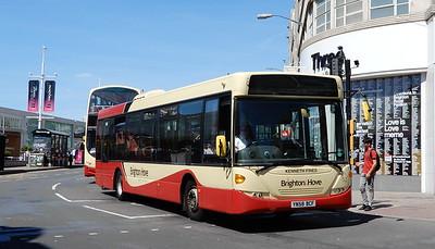 52 - YN58BCF - Brighton (Churchill Square)