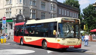 55 - YN58BCU - Brighton (Castle Square)