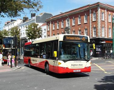 55 - YN58BCU - Brighton (Old Steine) - 16.6.12