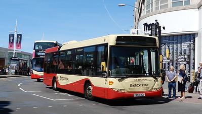 55 - YN58BCU - Brighton (Churchill Square)