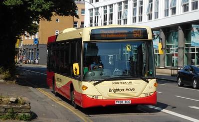 54 - YN58BCO - Brighton (Grand Parade)