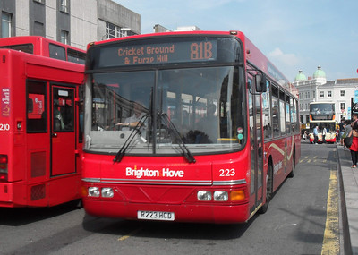 223 - R223HCD - Brighton (Churchill Square) - 11.7.11