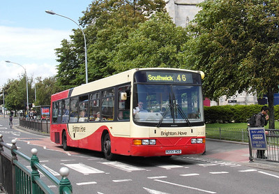 233 - R233HCD - Brighton (St Peters Church) - 16.6.12