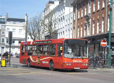 227 - R227HCD - Brighton (Old Steine) - 10.4.12