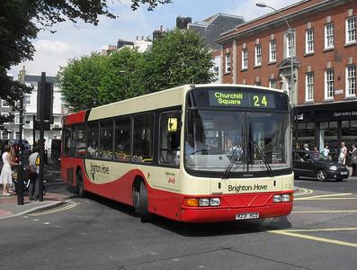 231 - R231HCD - Brighton (Old Steine) - 11.7.11