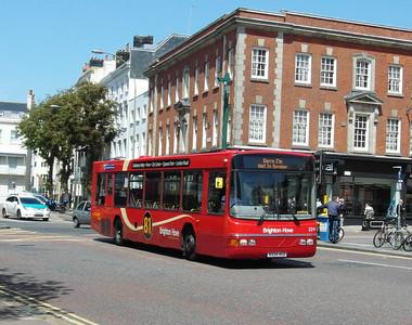 224 - R224HCD - Brighton (Old Steine) - 16.6.12