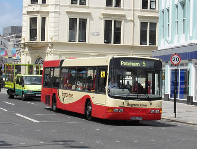 228 - R228HCD - Brighton (North St) - 16.6.12