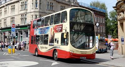 441 - BG61SXS - Brighton (Castle Square)