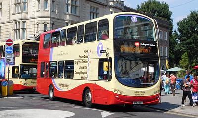 452 - BF62UXT - Brighton (Castle Square)