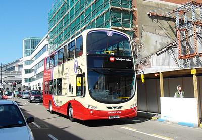 441 - BG61SKS - Brighton (railway station) - 16.6.12