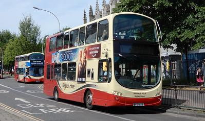 441 - BG61SXS - Brighton (St. Peter's Square)