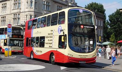 450 - BF62UXR - Brighton (Castle Square)