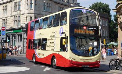 451 - BF62UXS - Brighton (Castle Square)
