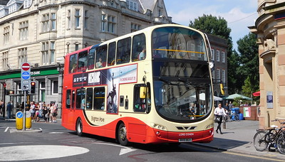 440 - BK10MGV - Brighton (Castle Square)