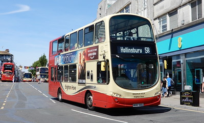441 - BG61SXS - Brighton (Churchill Square)
