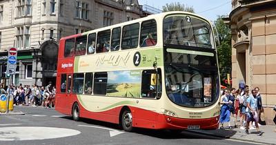 446 - BF62UXM - Brighton (Castle Square)