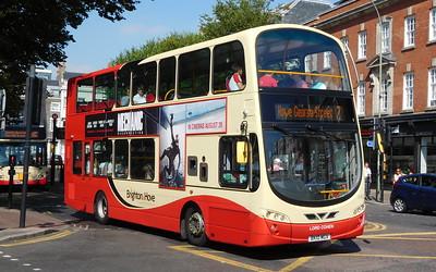 440 - BK10MGV - Brighton (Old Steine)