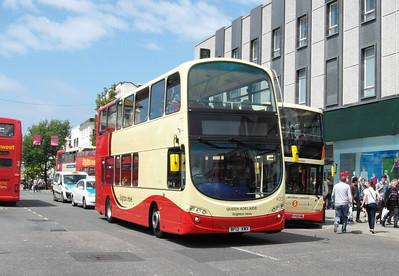 422 - BF12KWX - Brighton (Western Road) - 17.6.12