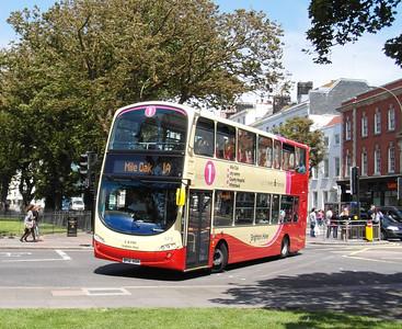 429 - BF12KXH - Brighton (Old Steine) - 16.6.12