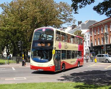 435 - BF12KXN - Brighton (Old Steine) - 16.6.12