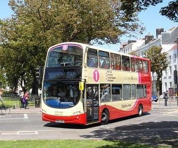 433 - BF12KXL - Brighton (Old Steine) - 16.6.12