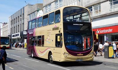 424 - BF12KXB - Brighton (Churchill Square)