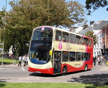 439 - BF12KXS - Brighton (Old Steine) - 16.6.12