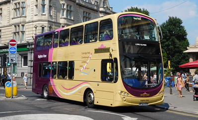 435 - BF12KXN - Brighton (Castle Square)
