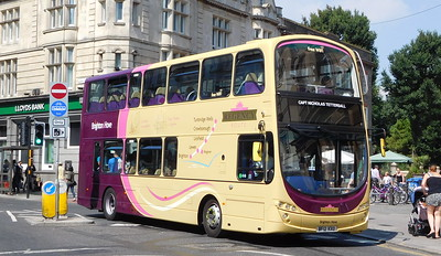 436 - BF12KXO - Brighton (Castle Square)