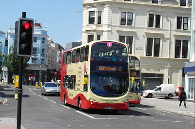 439 - BF12KXS - Brighton (North St) - 16.6.12