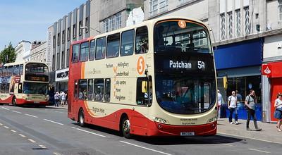466 - BK13OAL - Brighton (Churchill Square)
