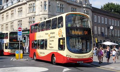 470 - BK13OAP  - Brighton (Castle Square)