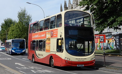455 - BK13NZX - Brighton (St. Peter's Square)