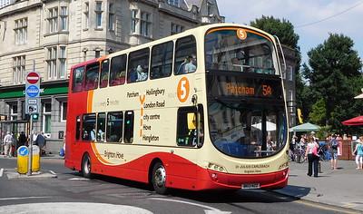 457 - BK13NZZ  - Brighton (Castle Square)