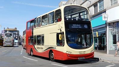 458 - BK13OAA - Brighton (Churchill Square)