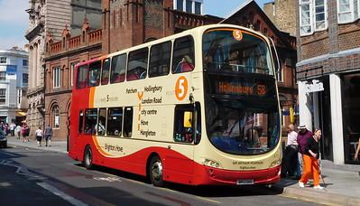 472 - BK13OAU - Brighton (North St)