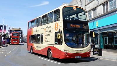 453 - BK13NZV - Brighton (Churchill Square)