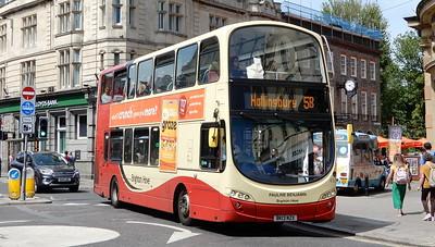 455 - BK13NZX - Brighton (Castle Square)