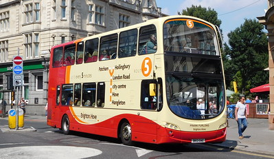 462 - BK13OAE  - Brighton (Castle Square)