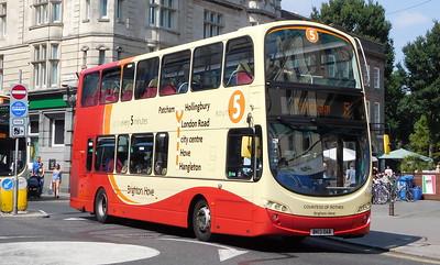 459 - BK13OAB  - Brighton (Castle Square)