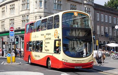 461 - BK13OAD  - Brighton (Castle Square)